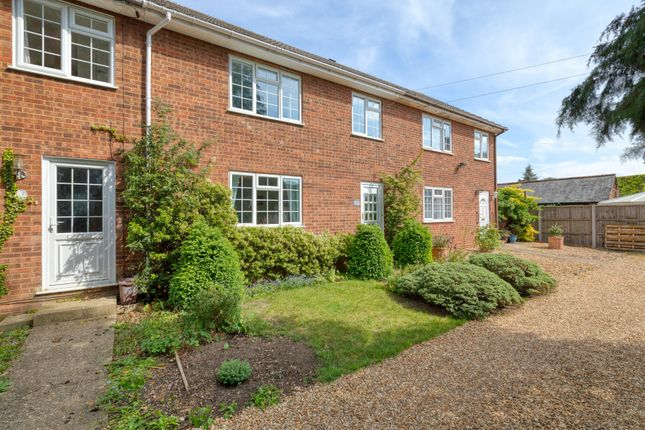 Thumbnail Terraced house for sale in Church Farm Close, Langford, Beds