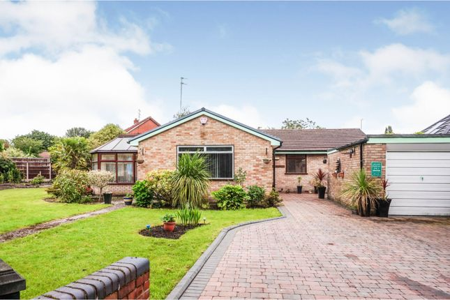 Thumbnail Detached bungalow for sale in The Brooklands, Liverpool