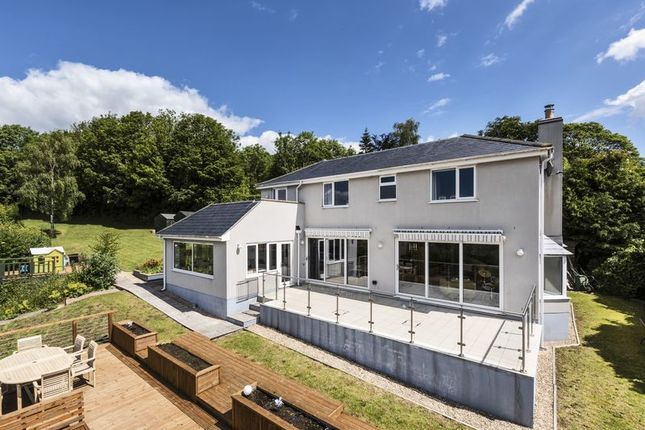 Thumbnail Detached house for sale in Blacksmith Lane Upper Swainswick, Bath