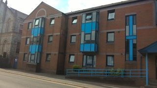 Thumbnail Flat to rent in East Street, Newton Abbot