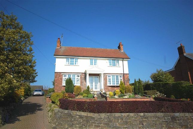 Thumbnail Detached house for sale in Birches Lane, South Wingfield, Alfreton