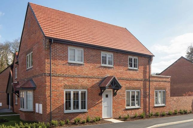 "Thumbnail Detached house for sale in ""The Kiswick Detached"" at Brunswick Road, Deepcut, Camberley"