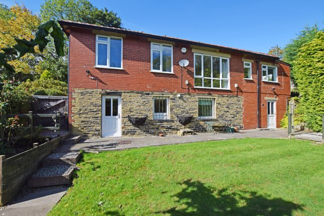 Thumbnail Detached house for sale in Luddenden Lane, Luddenden
