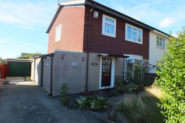 3 bed semi-detached house to rent in Deanham Gardens, Newcastle Upon Tyne