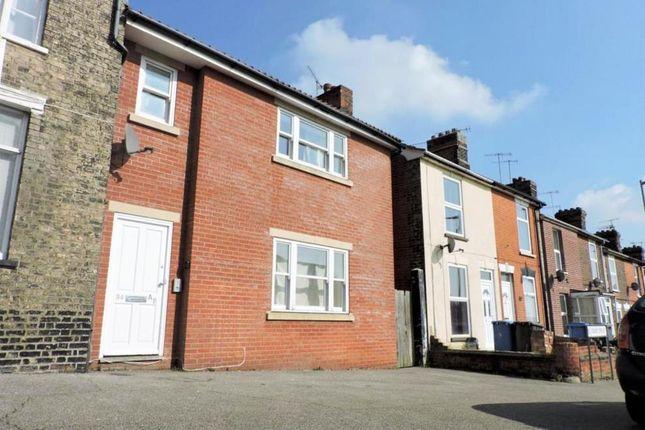 Thumbnail Block of flats for sale in Croft Street, Ipswich