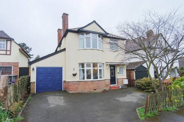 Thumbnail Detached house for sale in Eastfield Road, Royston