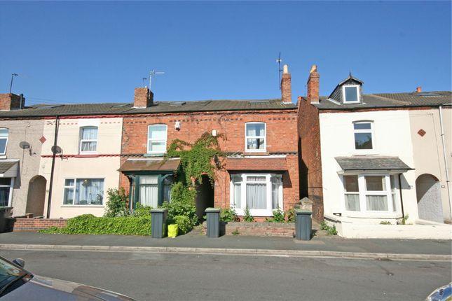Thumbnail Terraced house to rent in Lower Regent Street, Beeston, Nottingham