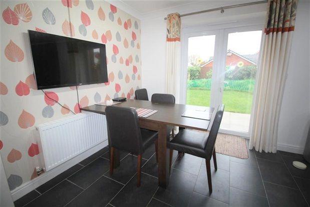 Dining Area of Croston Road, Farington Moss, Leyland PR26