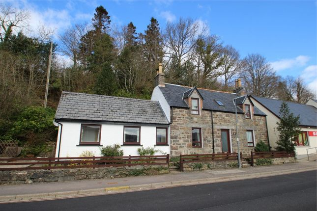 Thumbnail Detached house for sale in Main Street, Lochcarron
