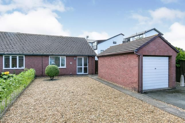 Thumbnail Bungalow for sale in Traeth Melyn, Deganwy, Conwy, North Wales