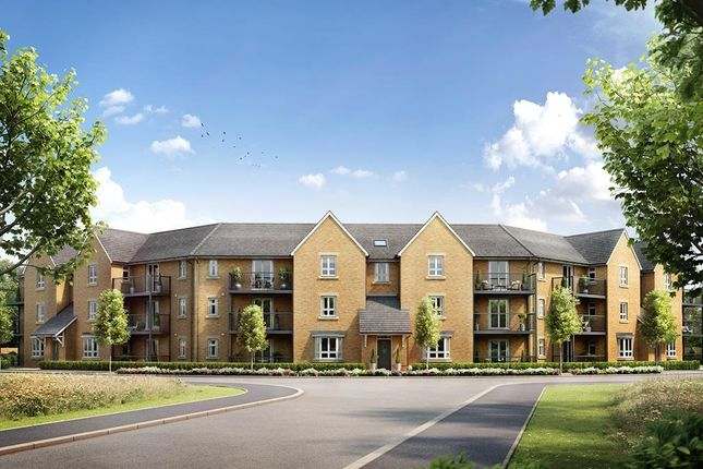 """2 bed flat for sale in """"Porter House"""" at Fetlock Drive, Newbury RG14"""