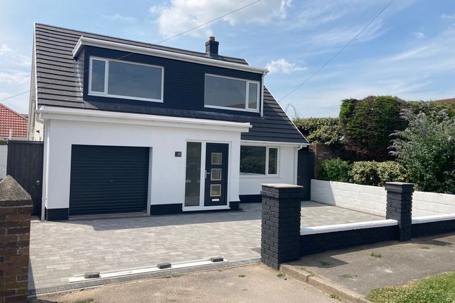 3 bed detached bungalow for sale in Stratford Drive, Porthcawl CF36