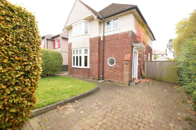Thumbnail Detached house to rent in Park Road West, Chester
