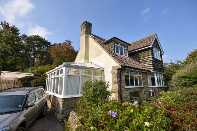 Thumbnail Detached house for sale in Moor Road, Aislaby, Whitby