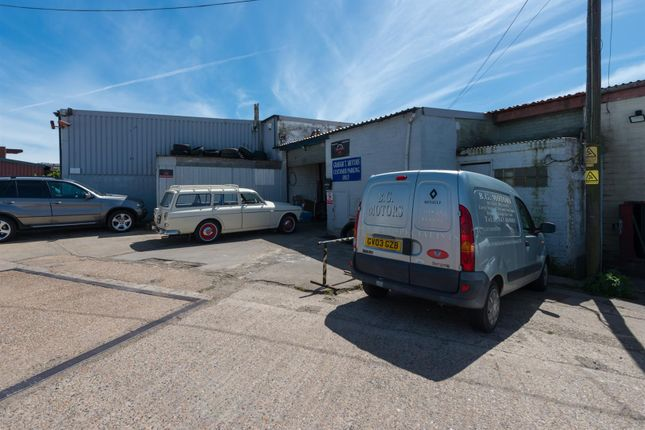 Thumbnail Light industrial for sale in Dane Valley Road, St. Peters, Broadstairs