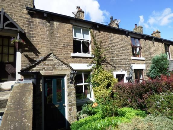 Thumbnail Terraced house for sale in Glossop Road, Little Hayfield, High Peak, Derbyshire