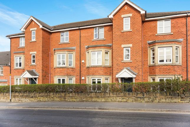 Thumbnail 2 bed flat for sale in Street Lane, Leeds