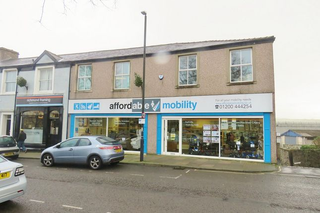 Thumbnail Retail premises for sale in York Street, Clitheroe