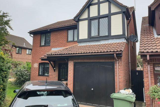 Thumbnail Detached house to rent in Snowberry Avenue, Home Meadow, Worcester