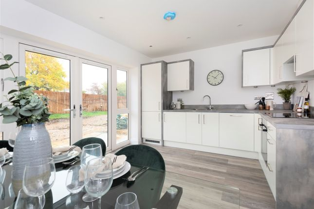 Thumbnail Semi-detached house to rent in Harris Close, Orpington