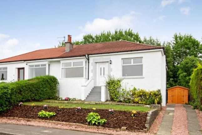 Thumbnail Bungalow for sale in Etive Drive, Giffnock, Glasgow, East Renfrewshire