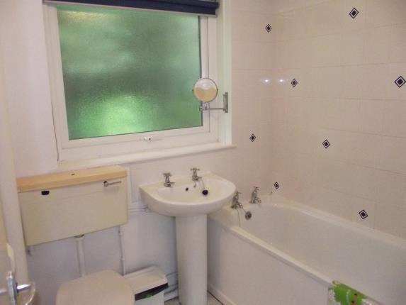 Bathroom of Rosecraddoc, Liskeard, Cornwall PL14