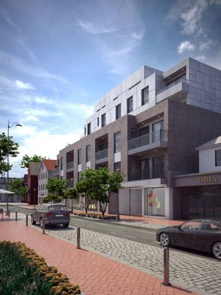 Thumbnail Flat for sale in Calum Court, Central Purley, London
