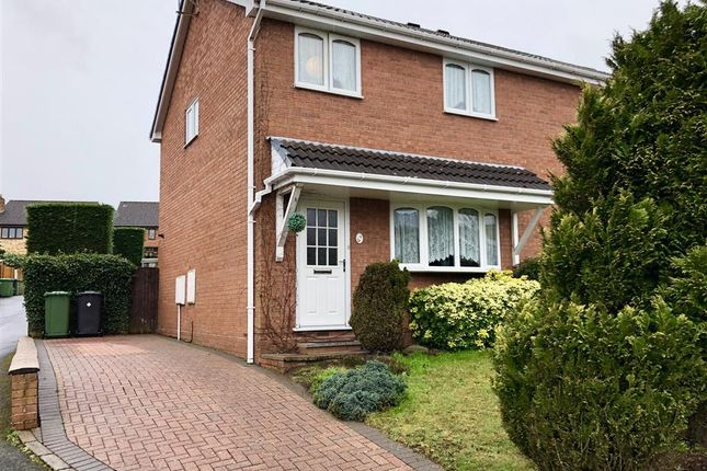 Thumbnail Property to rent in Naylor Close, Kidderminster