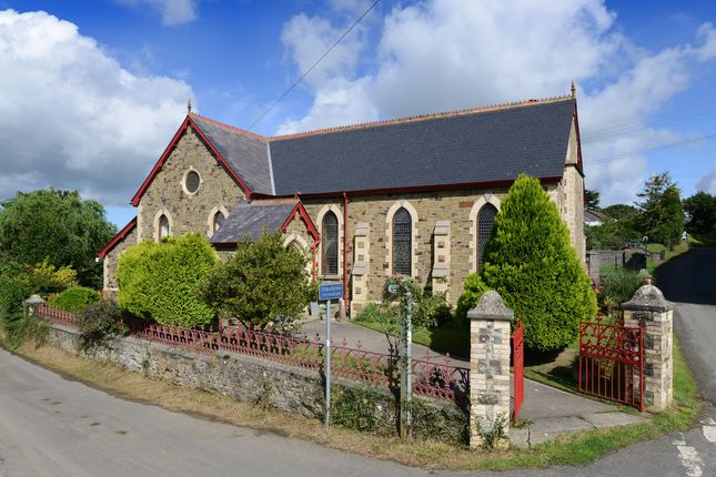 Thumbnail Detached house for sale in Yarnscombe, Barnstaple