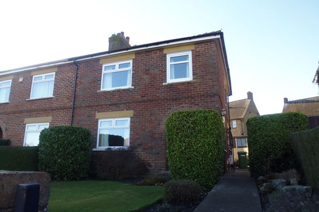 Thumbnail Semi-detached house to rent in The Uplands, Scarborough