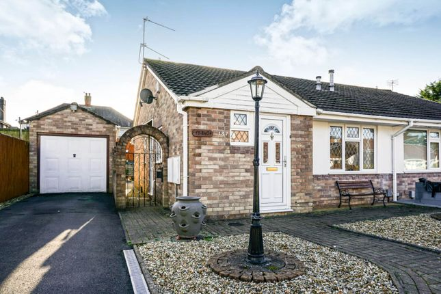 Thumbnail Bungalow for sale in Silver Birch Close, Cardiff