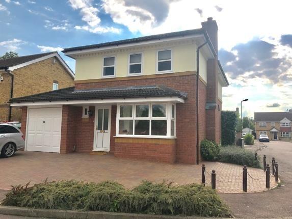 Thumbnail Detached house for sale in Stane Street, Baldock, Hertfordshire, England