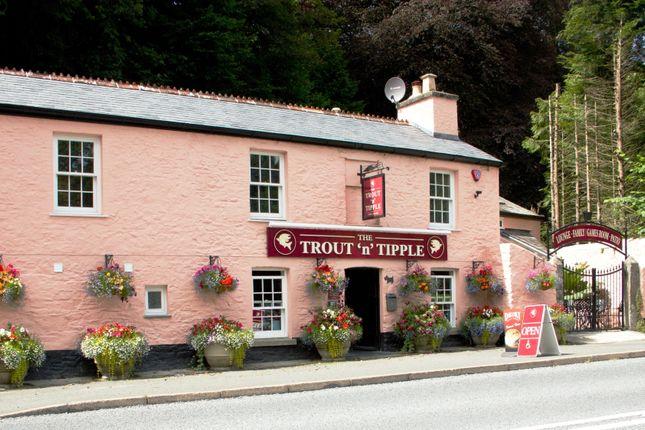 Thumbnail Pub/bar for sale in Parkwood Road, Tavistock