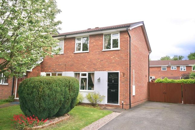 Thumbnail Property for sale in Clares Lane Close, The Rock, Telford