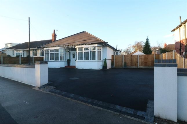 Thumbnail Detached bungalow for sale in Cantley Lane, Bessacarr, Doncaster, South Yorkshire