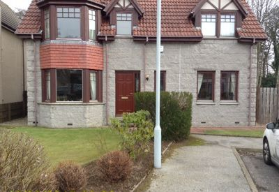 Thumbnail Detached house to rent in Macaulay Place, Aberdeen