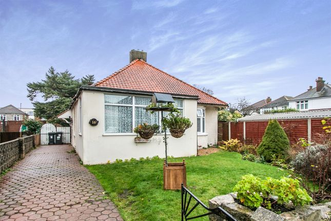 Thumbnail Detached bungalow for sale in Rowena Road, Southbourne, Bournemouth