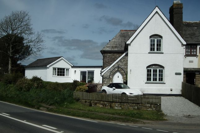 Thumbnail Semi-detached house for sale in Polperro Road, West Looe
