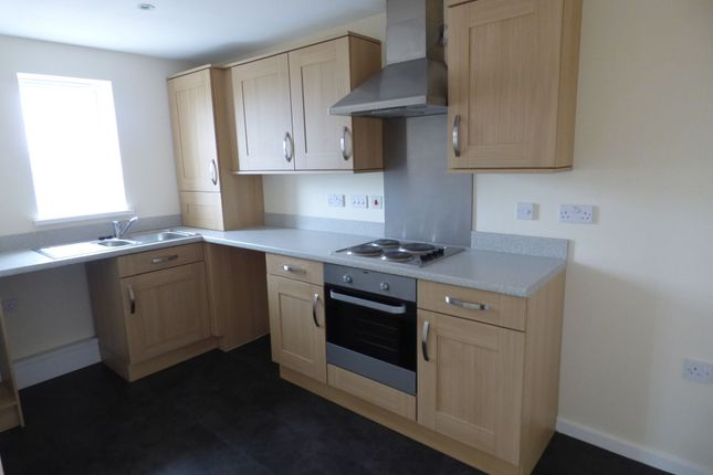 Thumbnail Flat to rent in Blanchland Court, Ashington