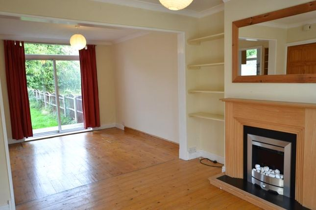 Thumbnail Semi-detached house to rent in 124 Charlbury Road, Wollaton, Nottingham