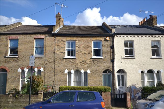Thumbnail Terraced house for sale in Mount Pleasant Crescent, Stroud Green, London