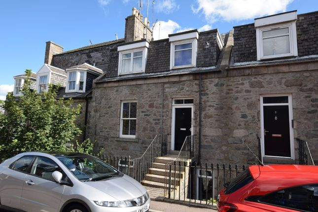 Thumbnail Flat to rent in Prospect Terrace, City Centre, Aberdeen