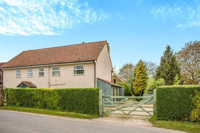 Thumbnail Detached house for sale in Little Dunham, King's Lynn, Norfolk