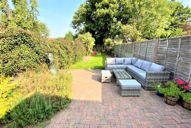 Rear Garden of Florence Road, Acocks Green, Birmingham B27