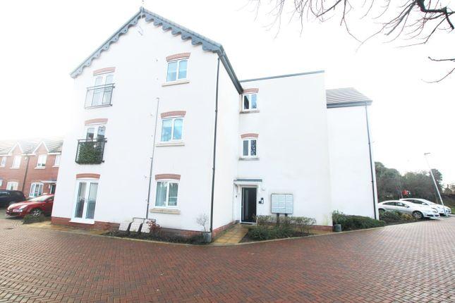 2 bed flat for sale in Glazebrook Meadows, Glazebrook, Warrington WA3