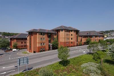 Office to let in Ty Keir Hardie, Riverside Court, Avenue De Clichy, Abermorlais, Merthyr Tydfil