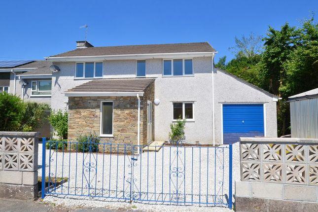 Thumbnail Detached house for sale in Chapel Lane, Horrabridge, Yelverton
