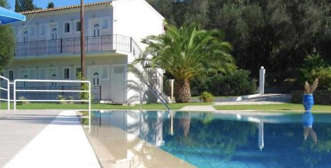 Hotel/guest house for sale in Pikoulatika, Benitses, Corfu, Ionian Islands, Greece