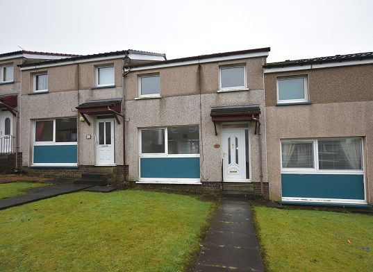 Thumbnail Terraced house for sale in 60 Whittret Knowe, Lanark