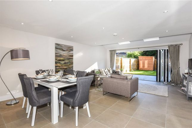 Thumbnail End terrace house for sale in St. Marks Road, Binfield, Bracknell